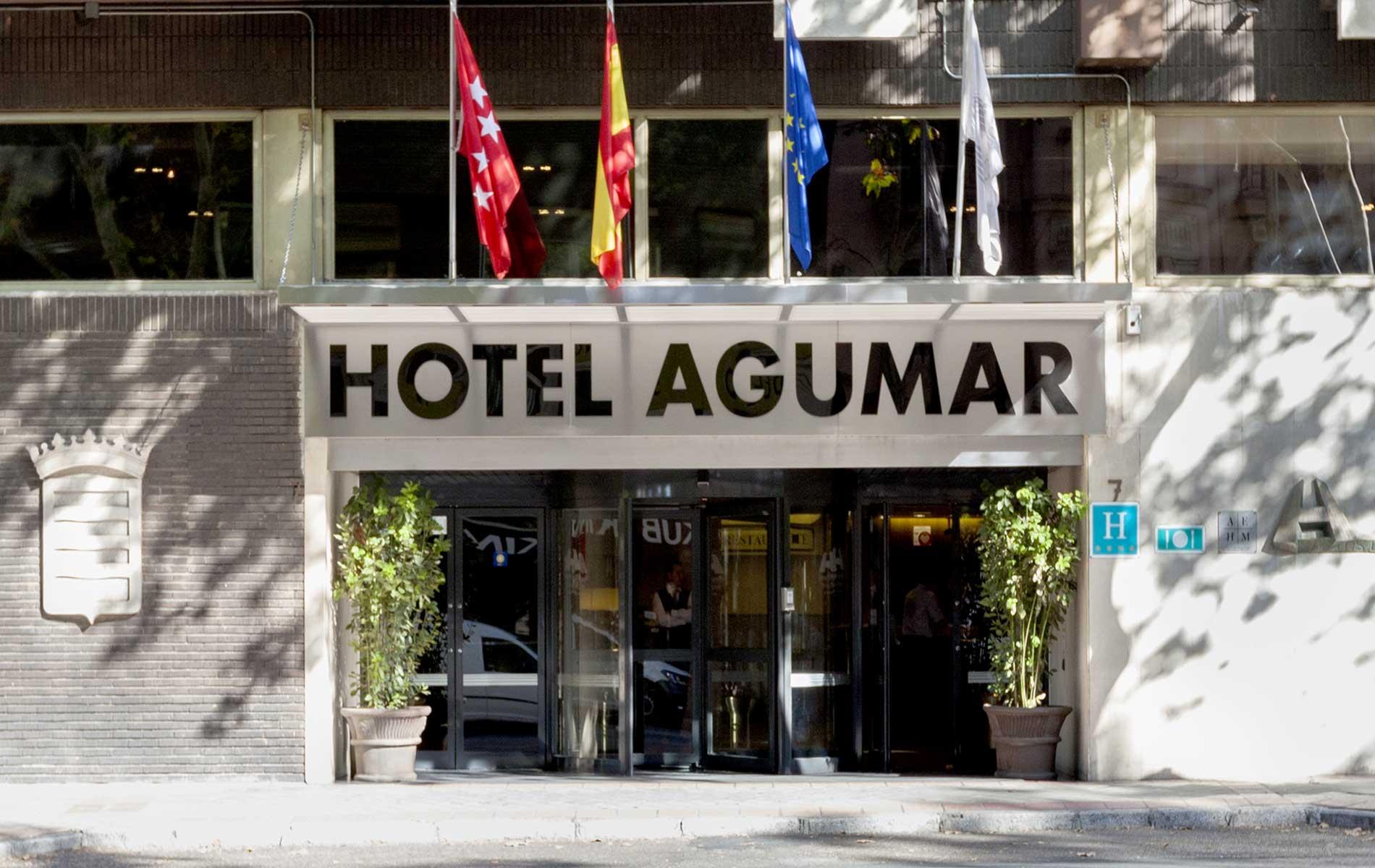 Hotel Agumar Madrid