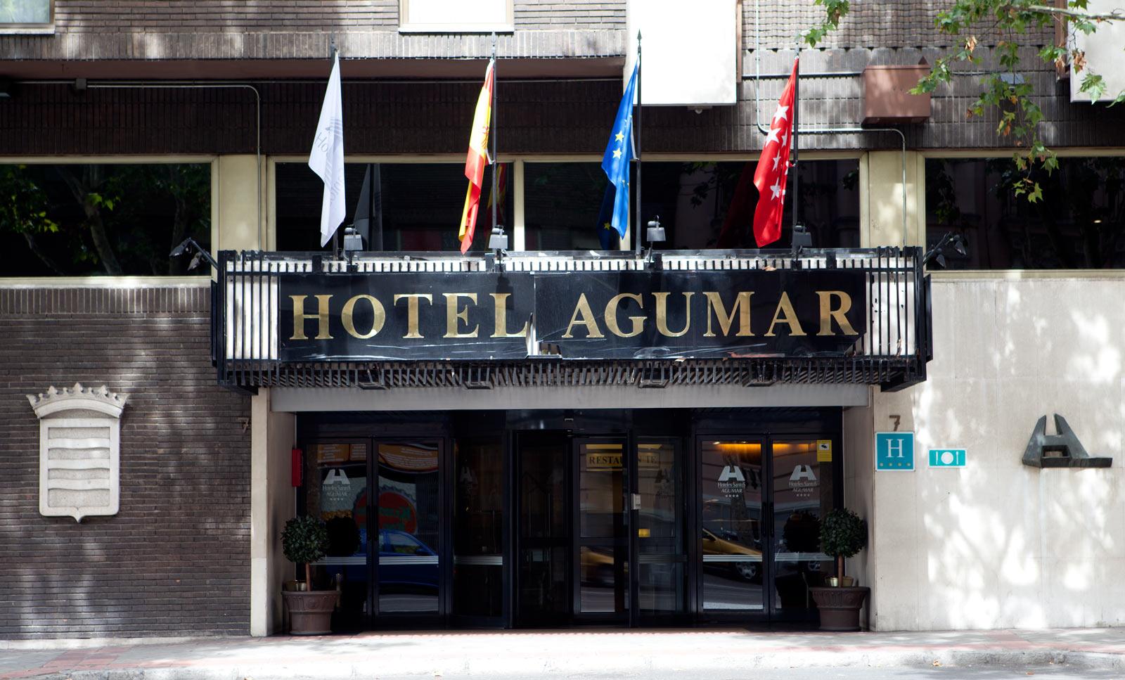 Fotos hotel santos agumar madrid web oficial - Hotel only you en madrid ...
